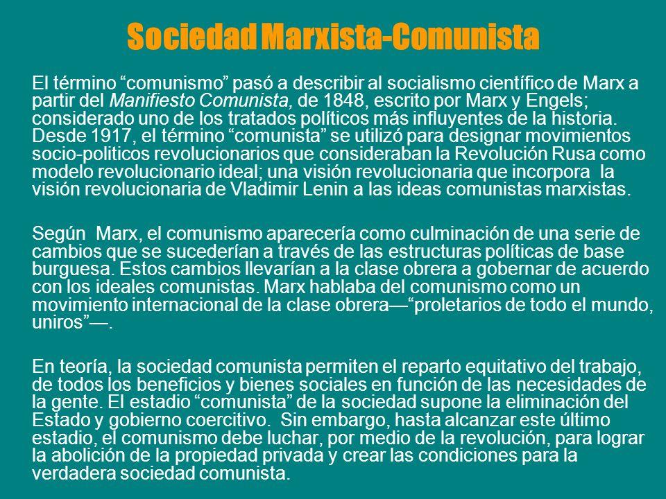 Sociedad Marxista-Comunista