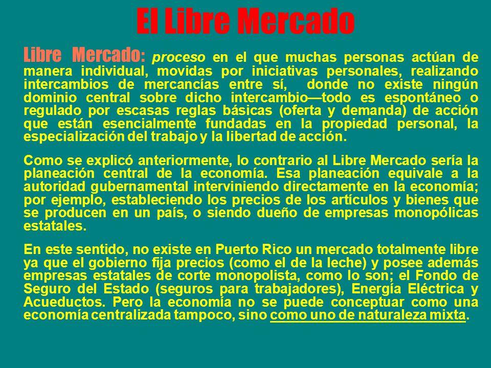 El Libre Mercado