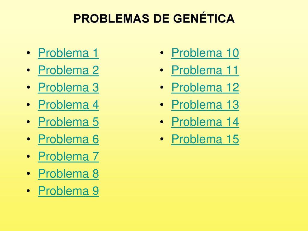 Atractivo La Genética Hoja De Trabajo 1 Respuestas Modelo - hojas ...