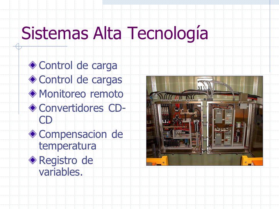 Sistemas Alta Tecnología