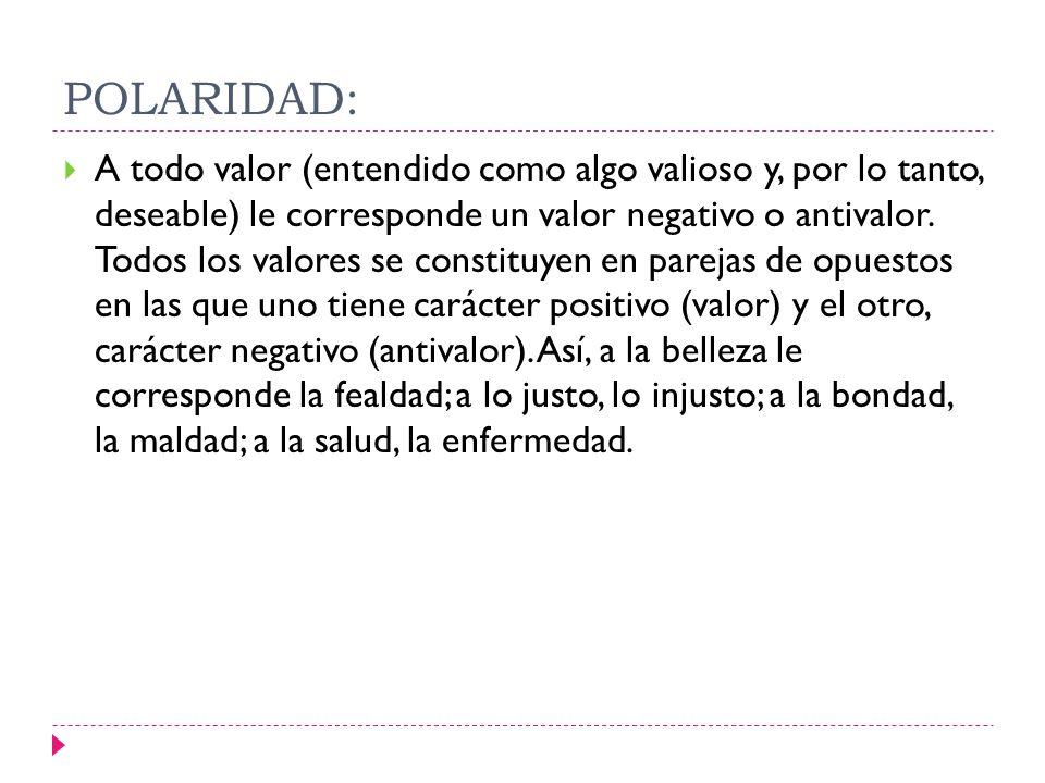 POLARIDAD: