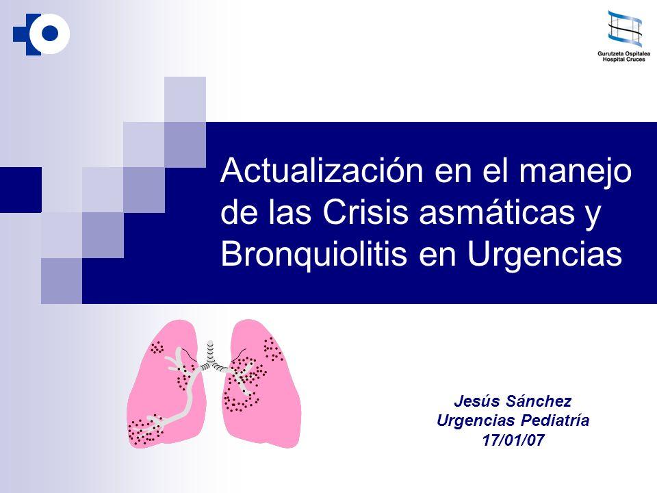 Jesús Sánchez Urgencias Pediatría 17/01/07