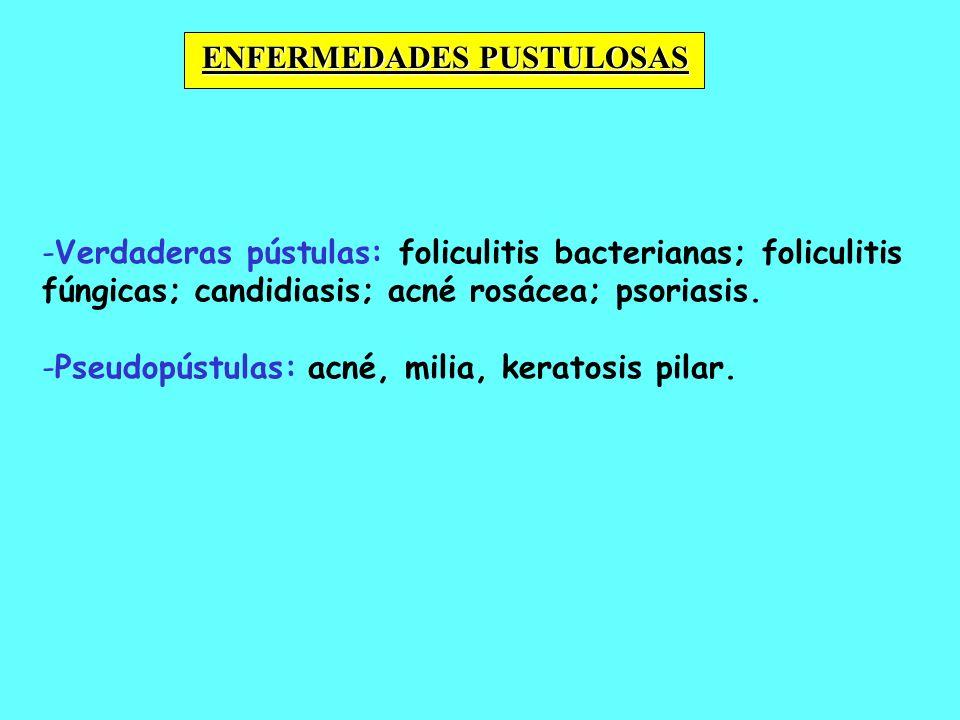 ENFERMEDADES PUSTULOSAS