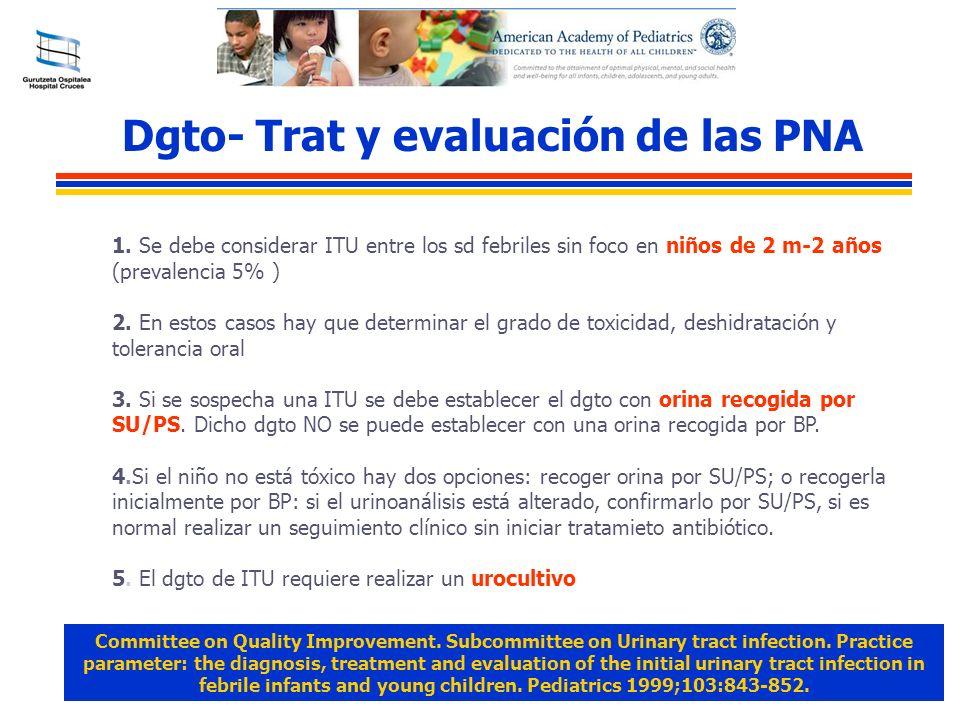 Dgto- Trat y evaluación de las PNA