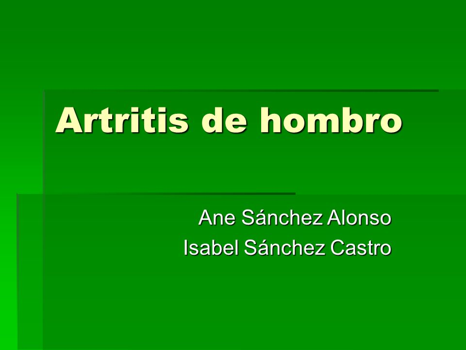 Ane Sánchez Alonso Isabel Sánchez Castro