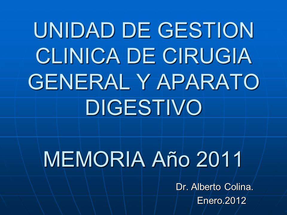 Dr. Alberto Colina. Enero.2012