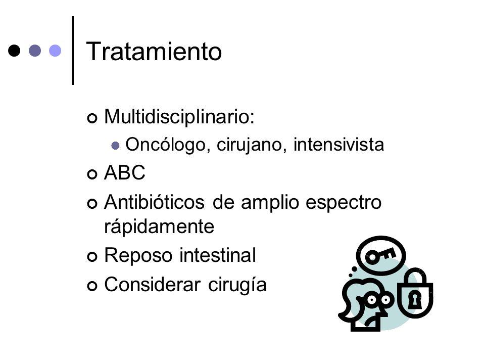 Tratamiento Multidisciplinario: ABC