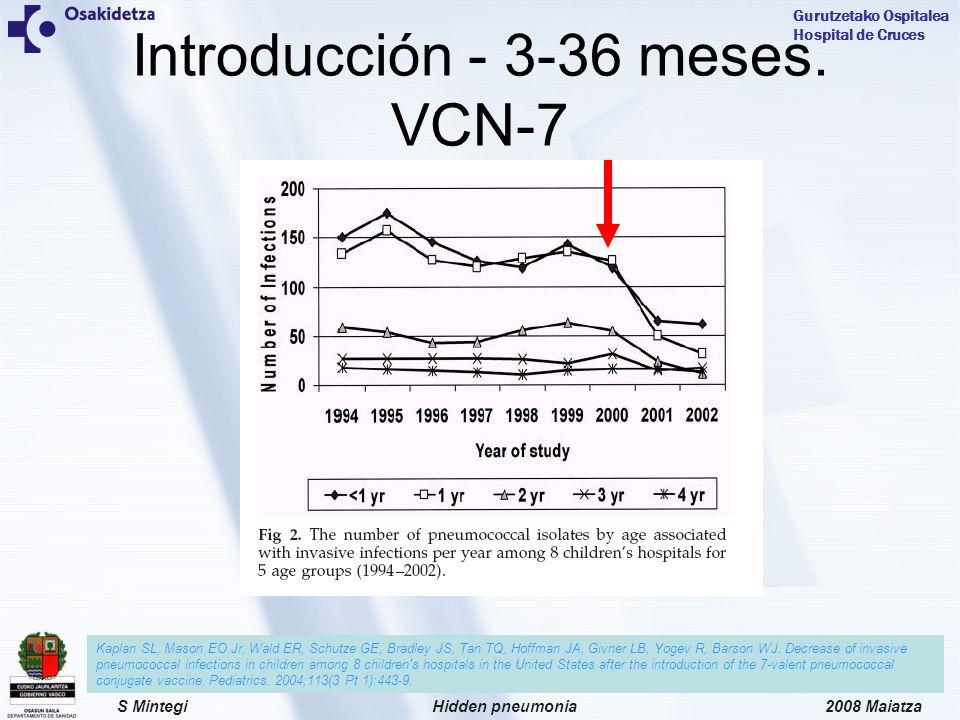 Introducción - 3-36 meses. VCN-7