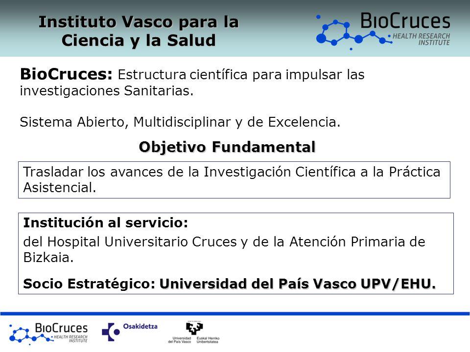 Instituto Vasco para la Ciencia y la Salud