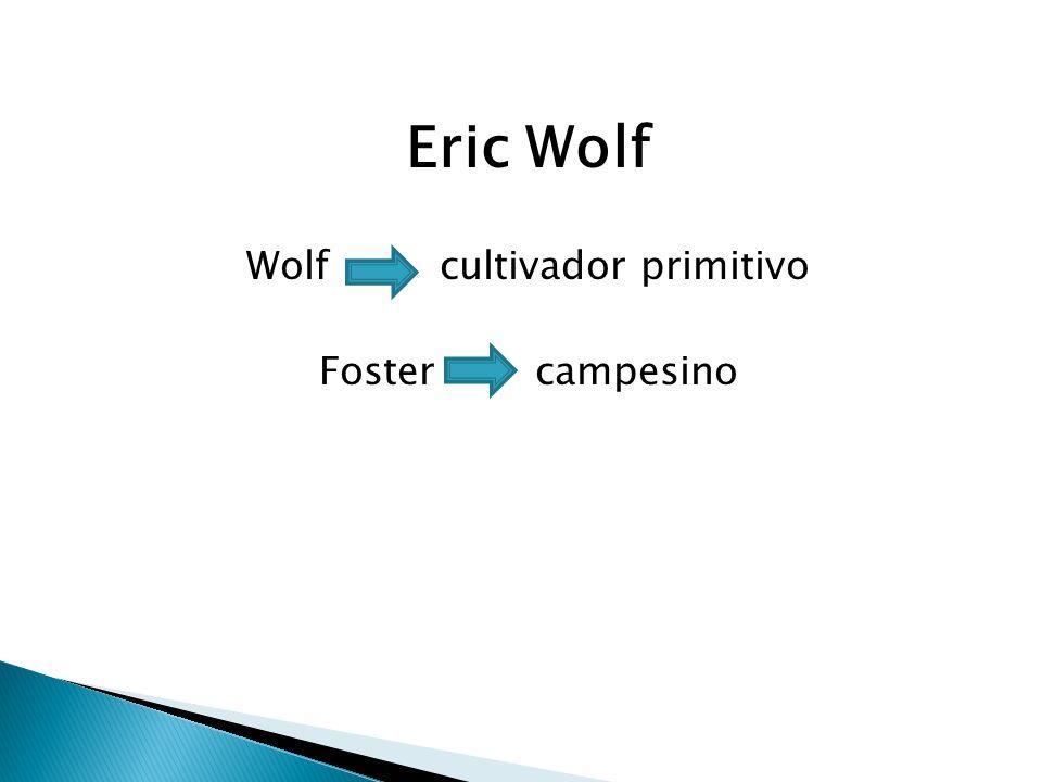 Wolf cultivador primitivo