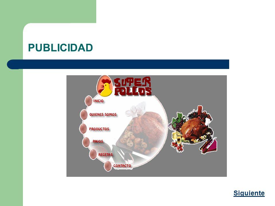 PUBLICIDAD Siguiente