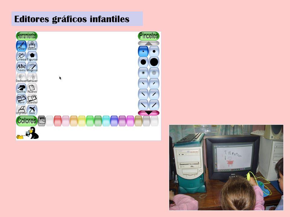 Editores gráficos infantiles