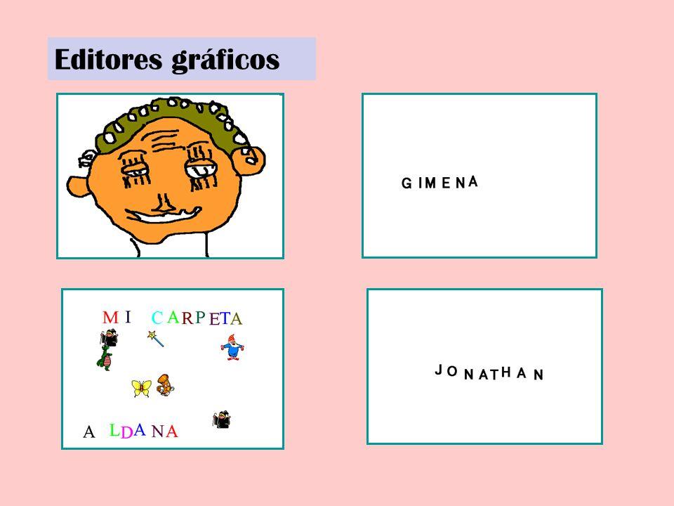 Editores gráficos 16