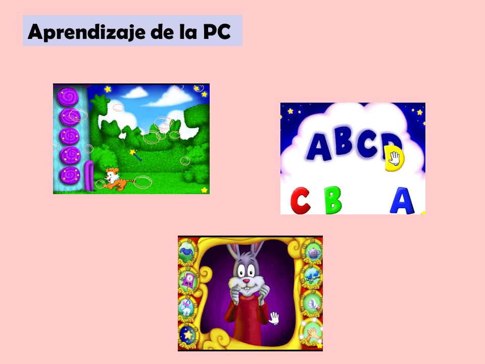 Aprendizaje de la PC 5