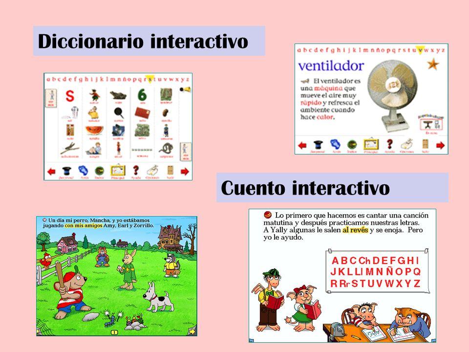Diccionario interactivo