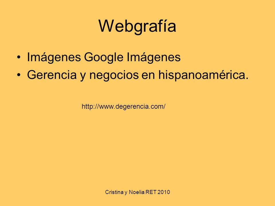 Webgrafía Imágenes Google Imágenes