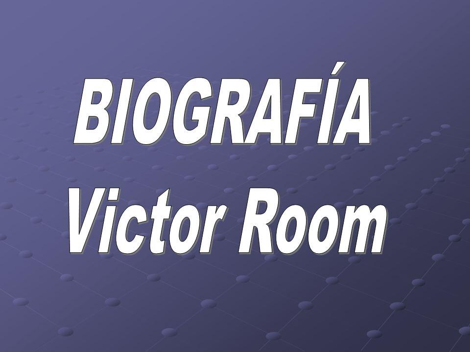 BIOGRAFÍA Victor Room