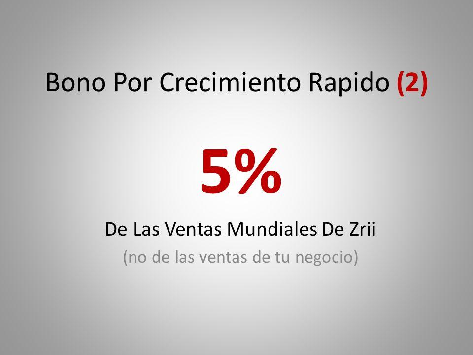 Bono Por Crecimiento Rapido (2)