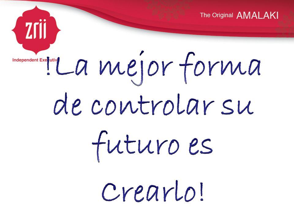 !La mejor forma de controlar su futuro es Crearlo!