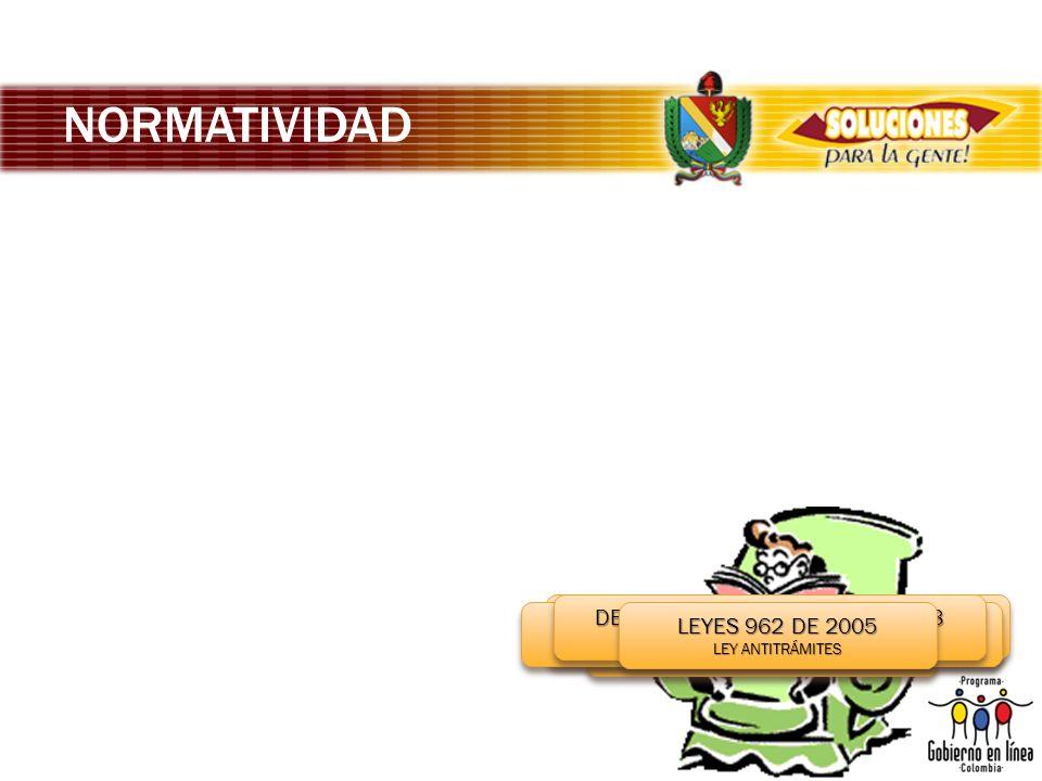 NORMATIVIDAD DECRETO DEPTAL. 0090 DE 2009