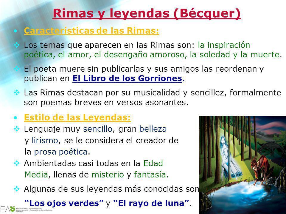 Rimas y leyendas (Bécquer)