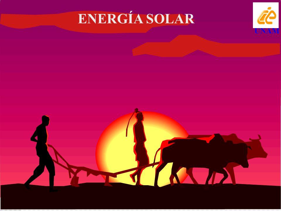 UNAM ENERGÍA SOLAR