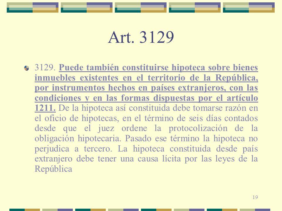 Art. 3129