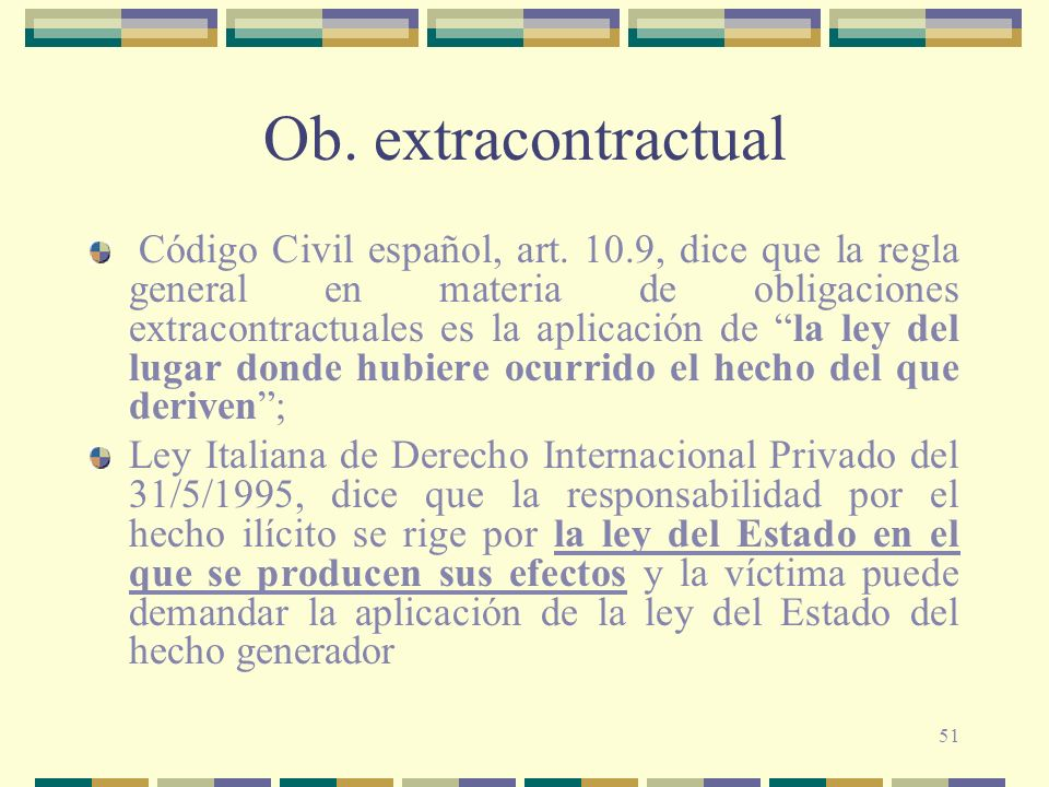 Ob. extracontractual