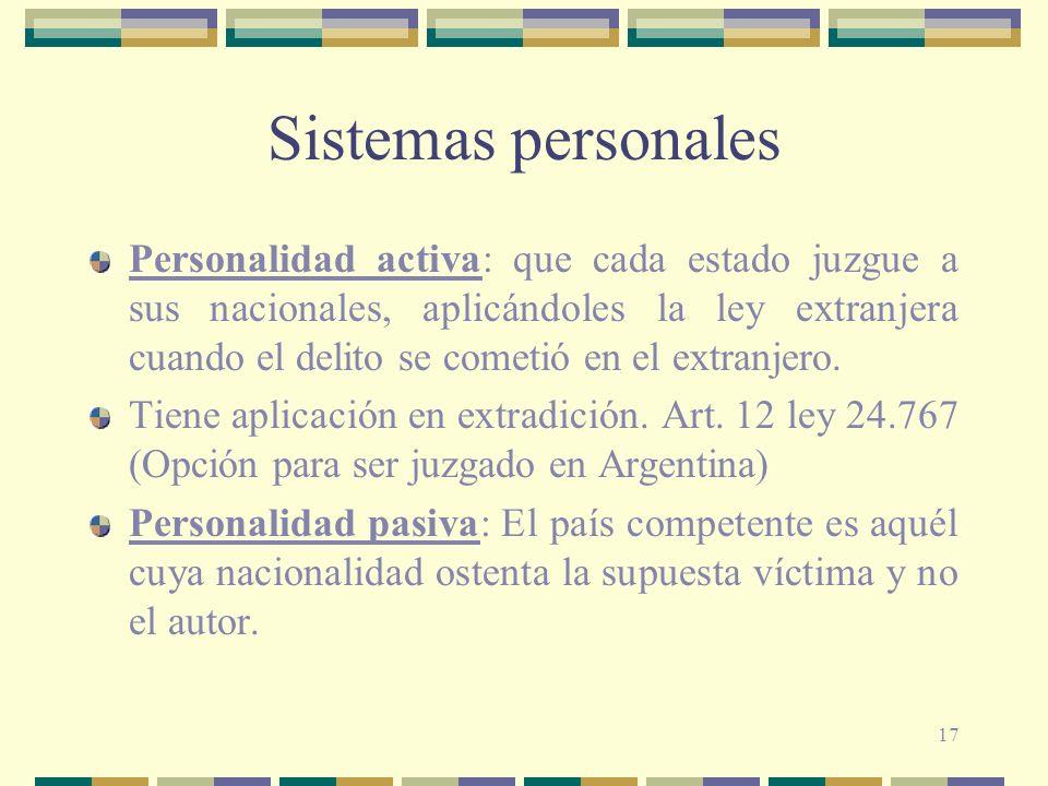 Sistemas personales