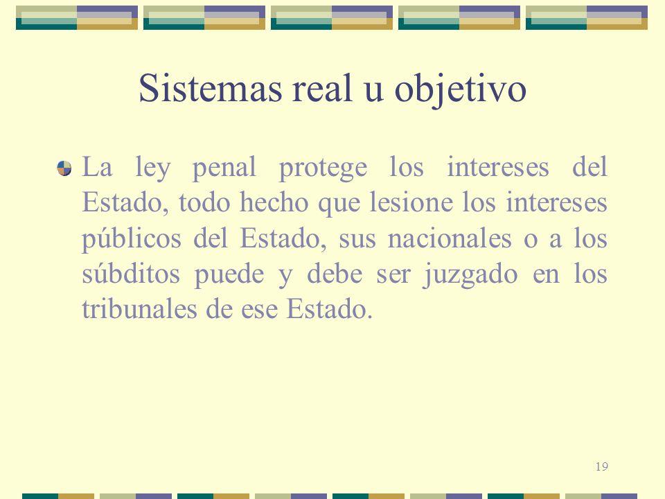 Sistemas real u objetivo