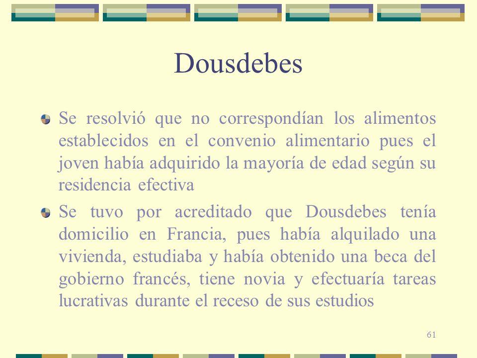 Dousdebes