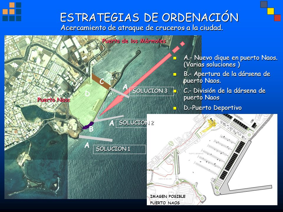 ESTRATEGIAS DE ORDENACIÓN
