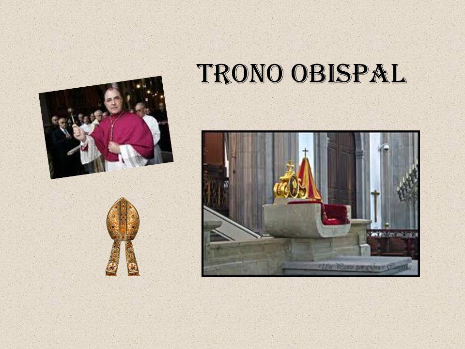 TRONO OBISPAL