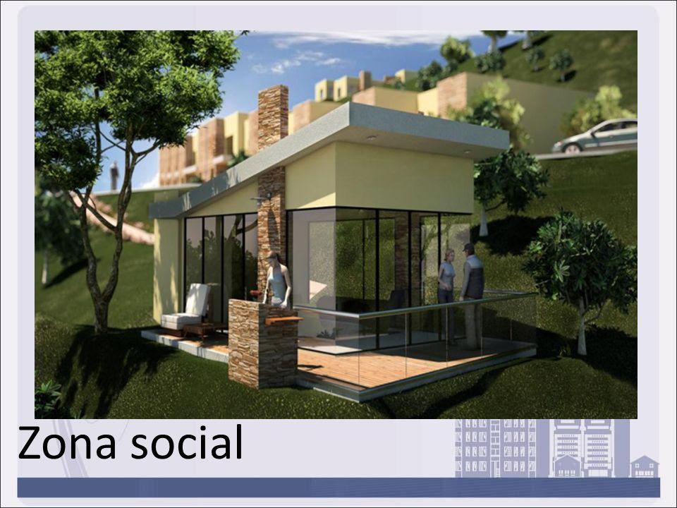 Zona social