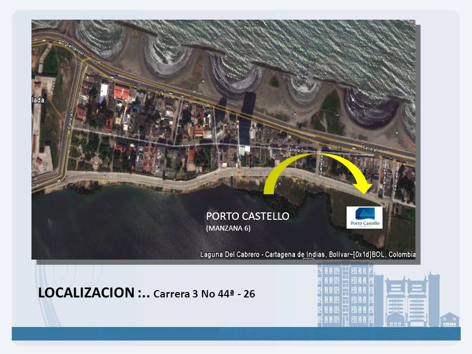 LOCALIZACION :.. Carrera 3 No 44ª - 26