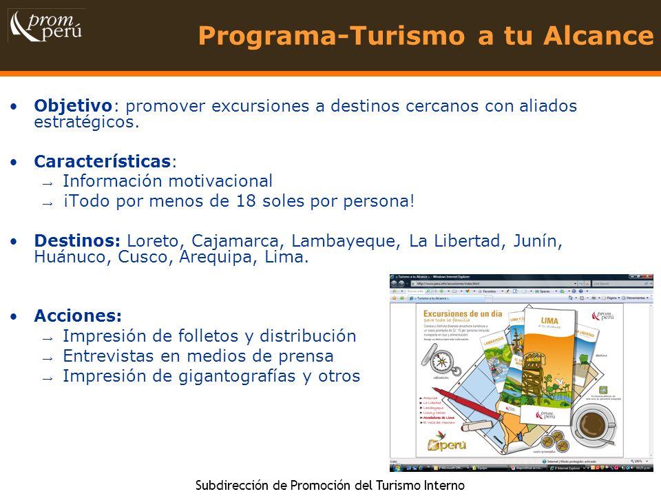 Programa-Turismo a tu Alcance