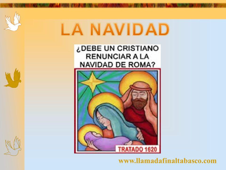 LA NAVIDAD www.llamadafinaltabasco.com