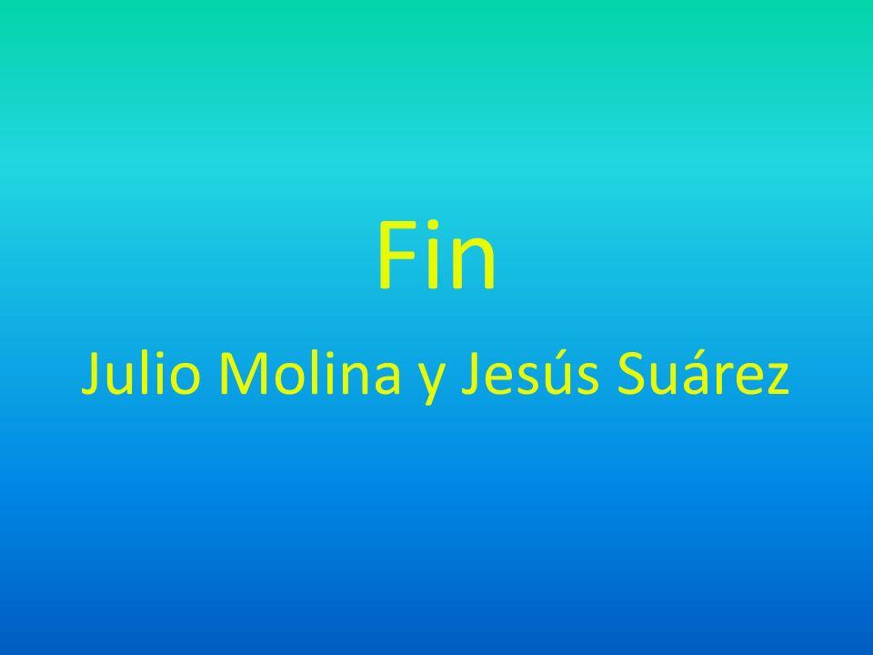 Julio Molina y Jesús Suárez