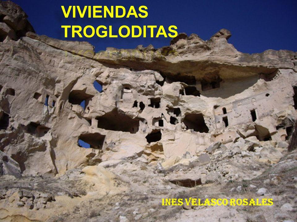 VIVIENDAS TROGLODITAS