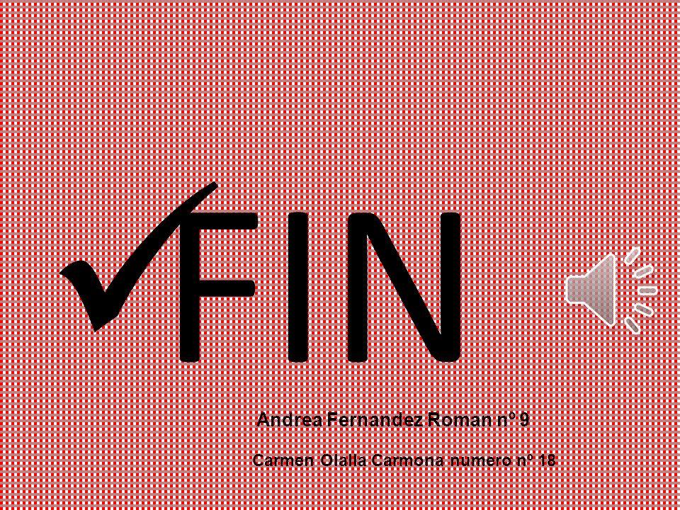 Carmen Olalla Carmona numero nº 18