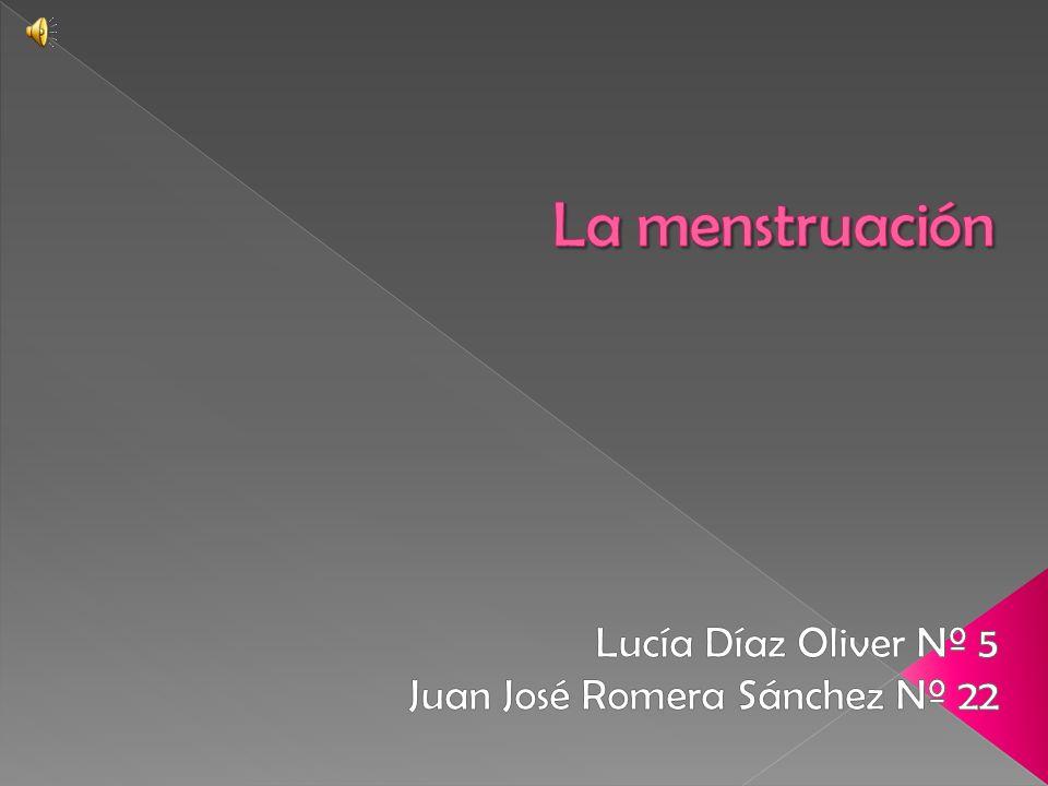 Lucía Díaz Oliver Nº 5 Juan José Romera Sánchez Nº 22