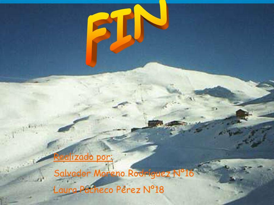 FIN Realizado por: Salvador Moreno Rodríguez Nº16
