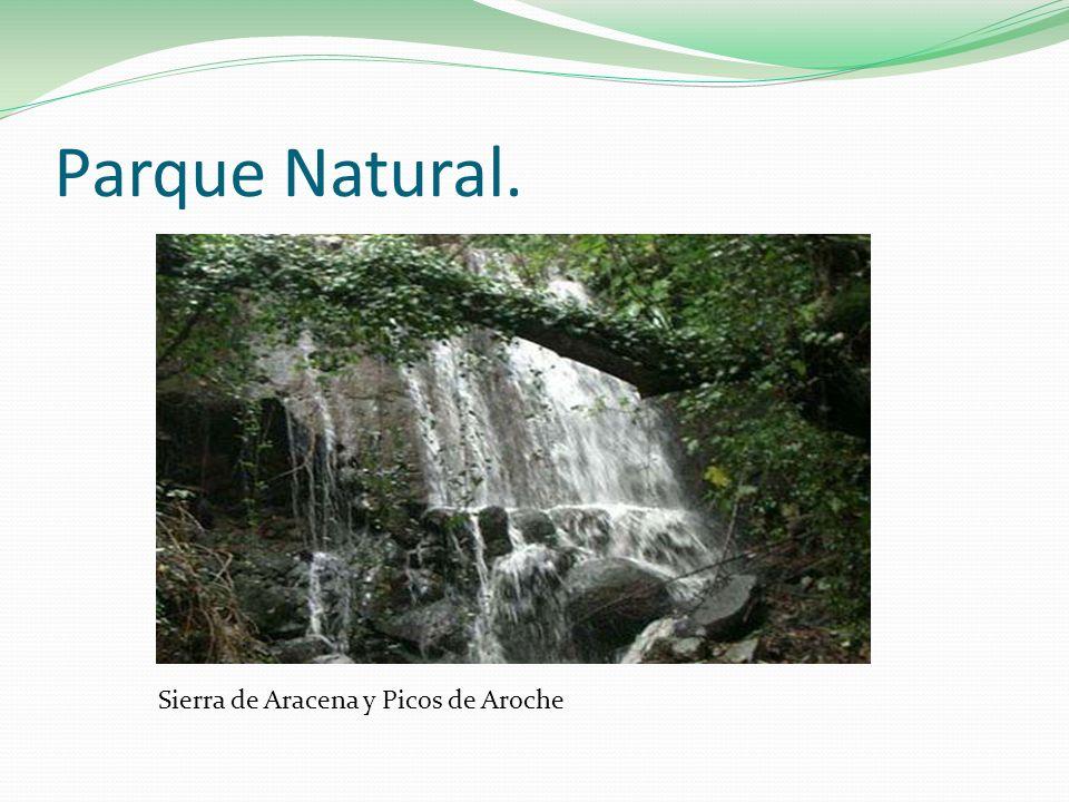 Parque Natural. Sierra de Aracena y Picos de Aroche