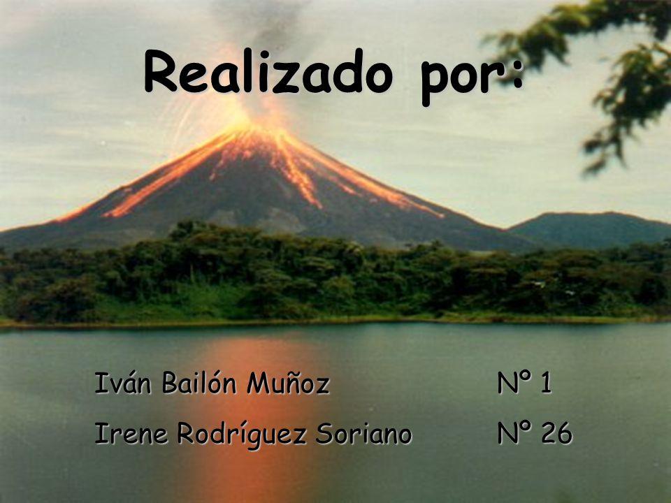 Realizado por: Iván Bailón Muñoz Nº 1 Irene Rodríguez Soriano Nº 26