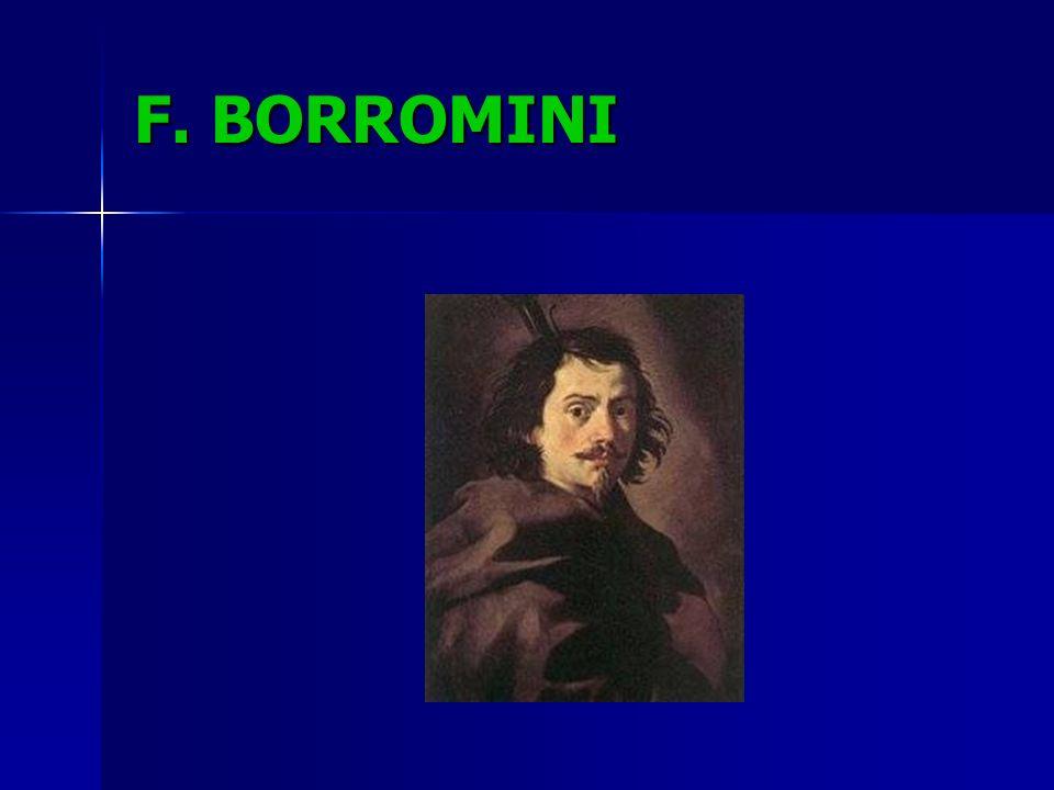 F. BORROMINI