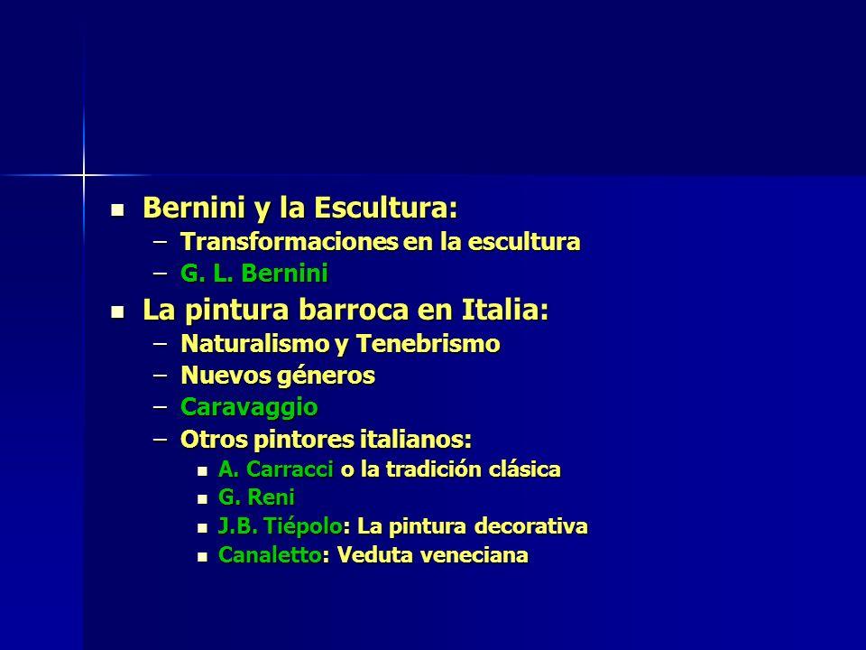 Bernini y la Escultura: