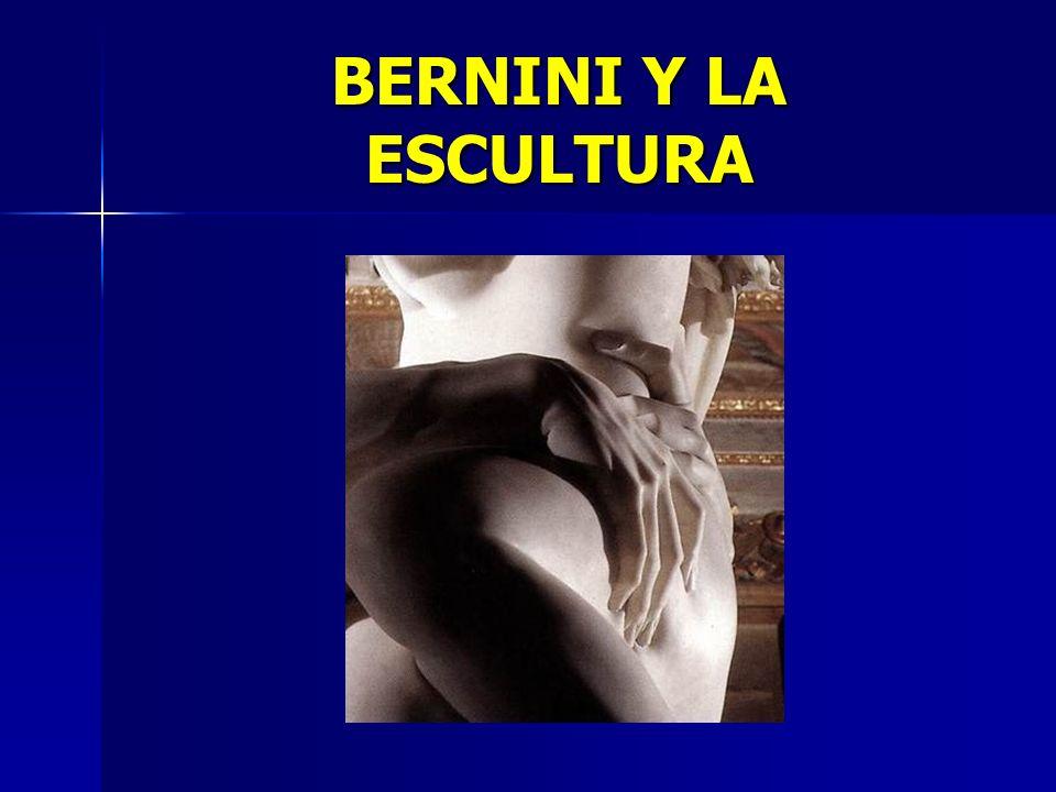 BERNINI Y LA ESCULTURA