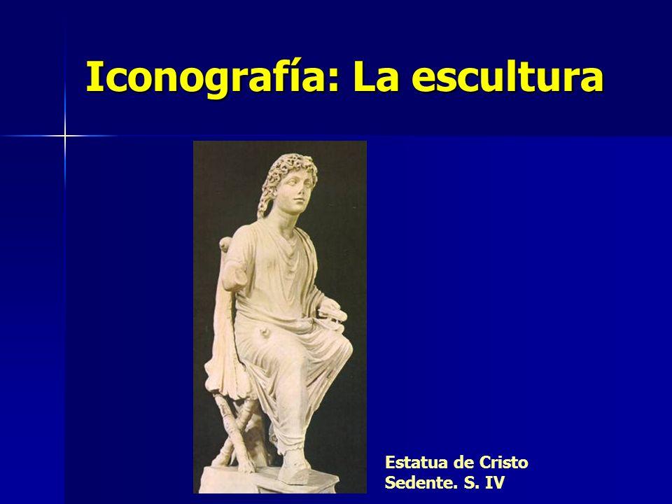 Iconografía: La escultura