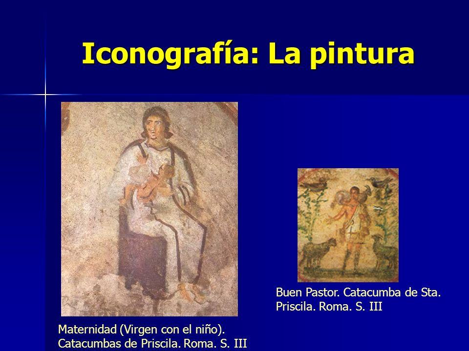 Iconografía: La pintura