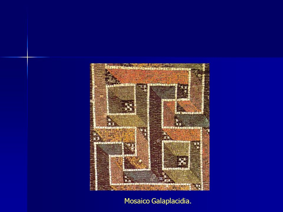 Mosaico Galaplacidia.